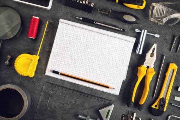 Planning for DIY projects