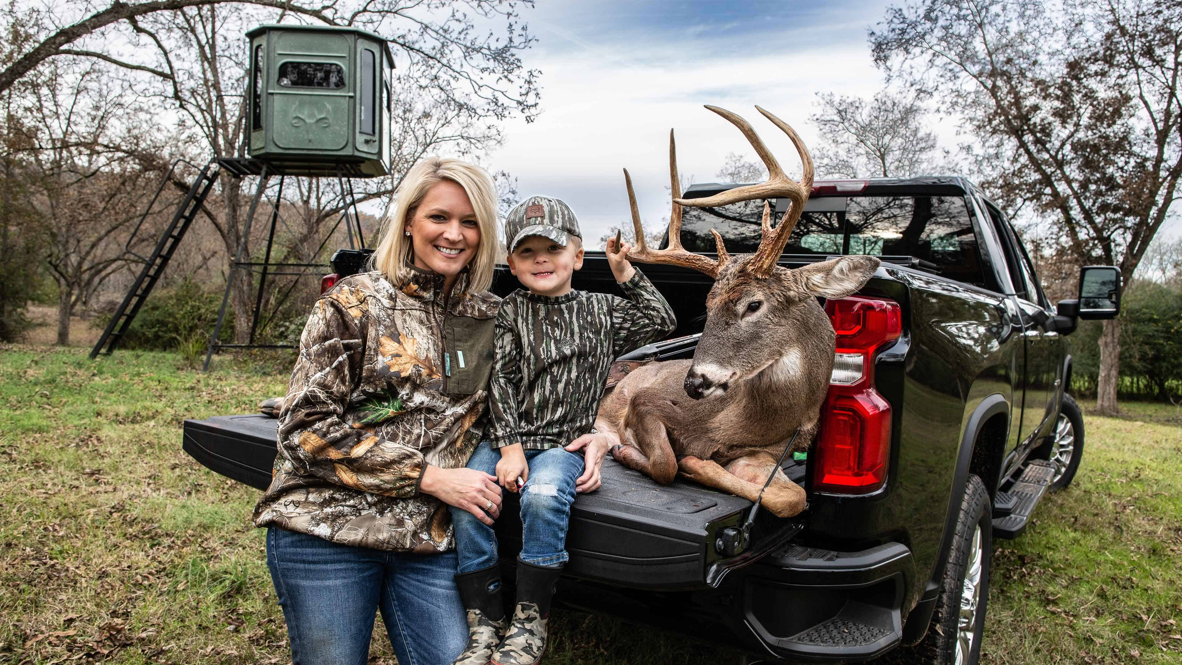 Deer Hunting Tip: Know the deer your hunting