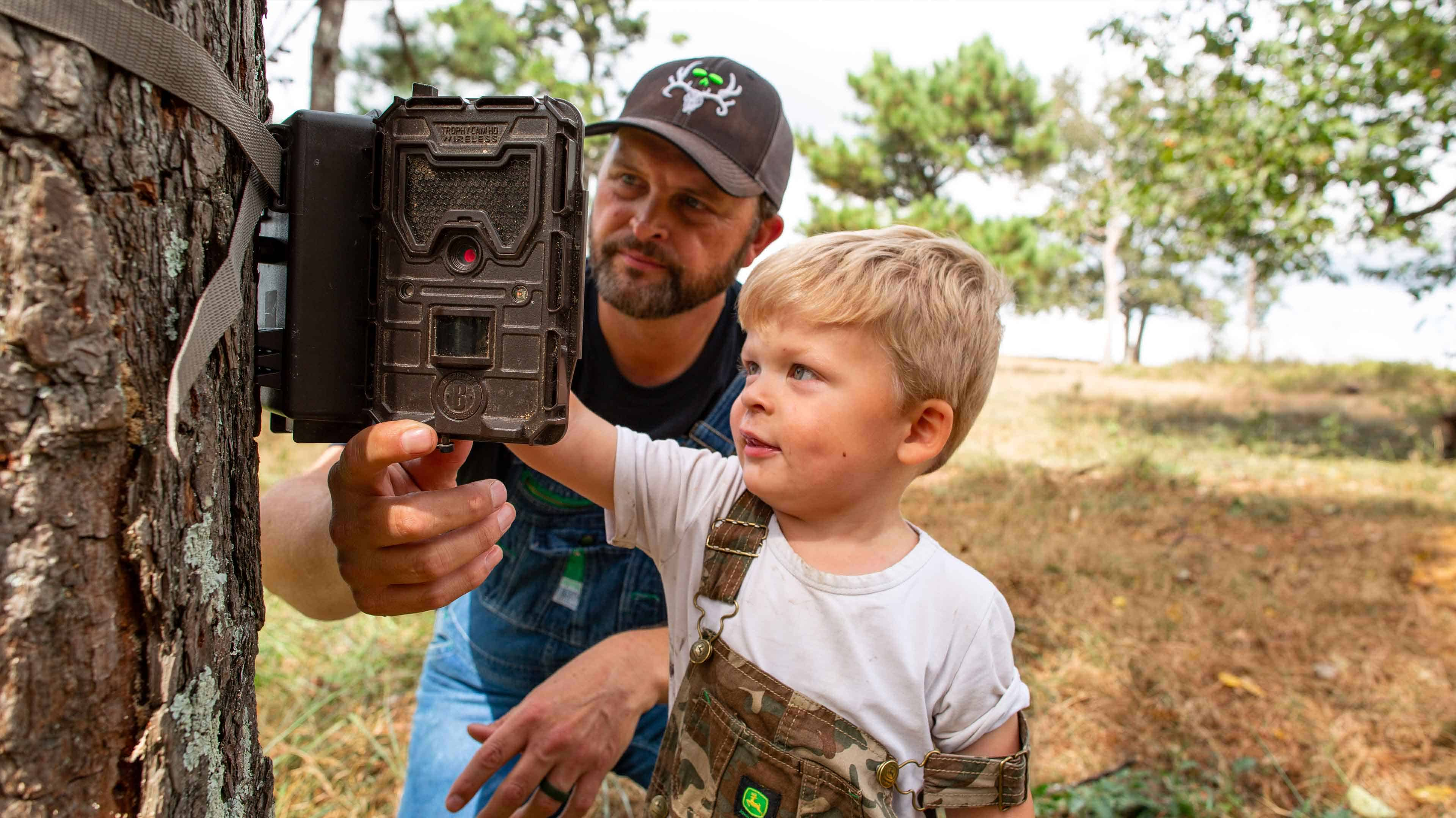 Deer Hunting Tip: Take inventory with trail cams
