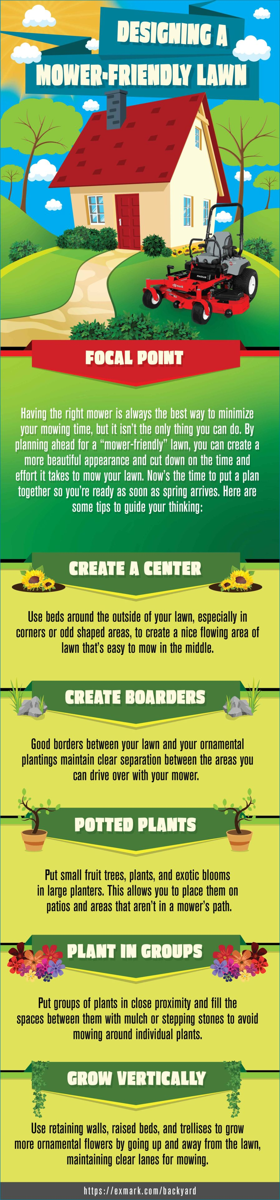 Mower Friendly Lawn Tips