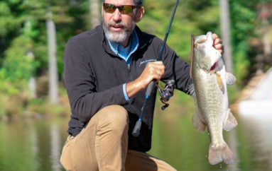 How to Stock a Pond for Trophy Bass